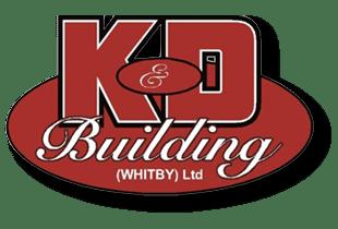 K&D Building Logo