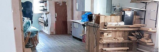 Refurbishment nearly complete