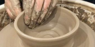 Want to have a throw pottery experience?